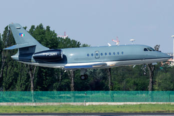 I-JAMY - Private Dassault Falcon 2000 DX, EX