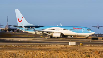 G-FDZF - Thomson/Thomsonfly Boeing 737-800
