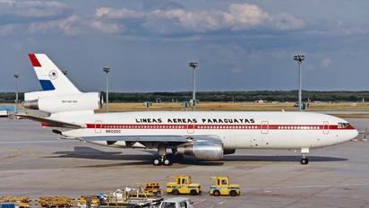 N602DC - Lineas Aereas Paraguayas - LAP McDonnell Douglas DC-10-30