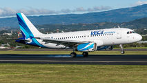 N1235V - Veca Airlines Airbus A319 aircraft