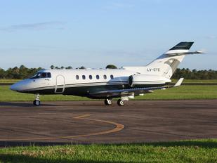 LV-CTE - Private Hawker Beechcraft 900XP