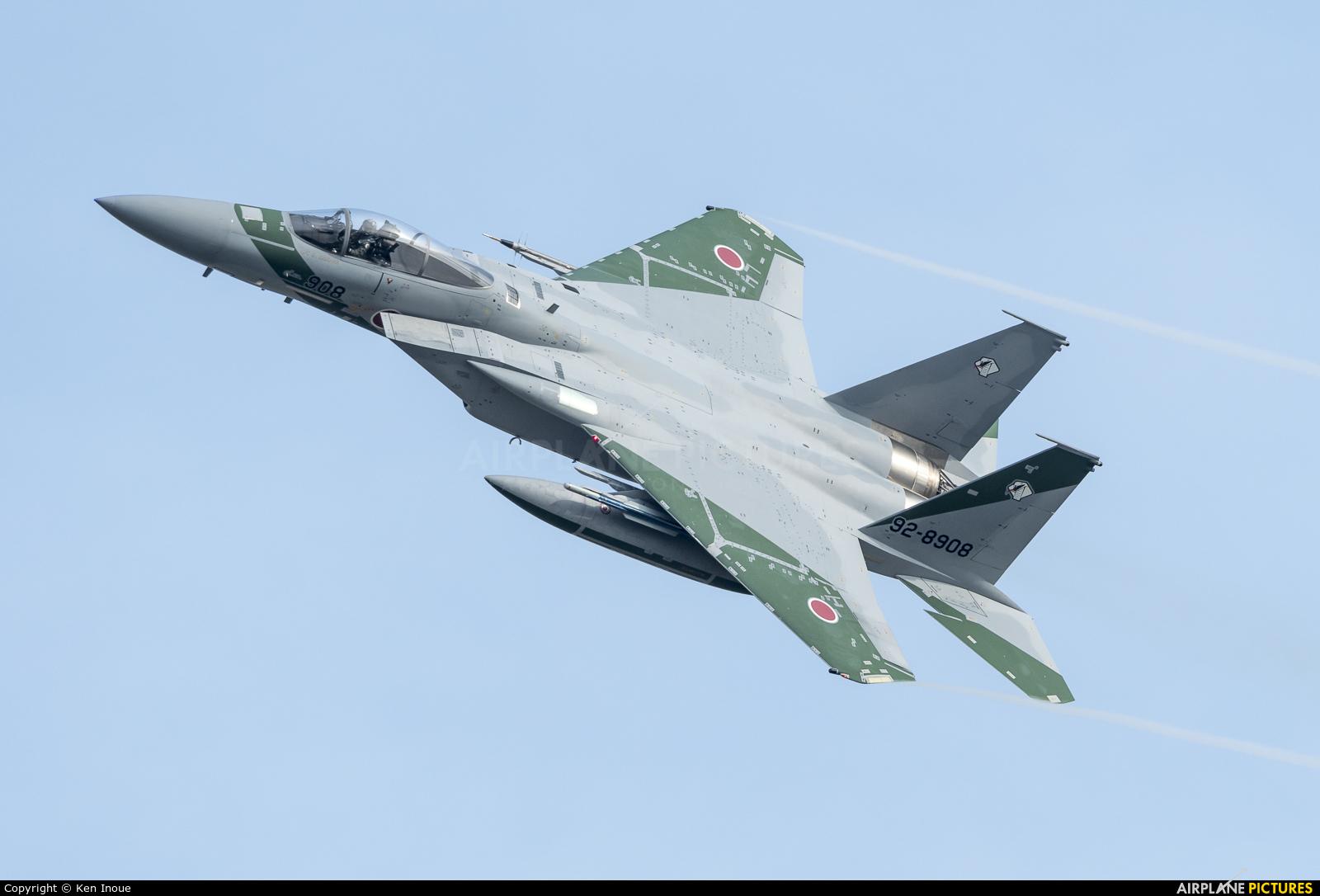 Japan - Air Self Defence Force 92-8908 aircraft at Komatsu