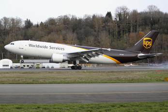 N173UP - UPS - United Parcel Service Airbus A300F4-605R