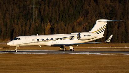 M-VRNY - Private Gulfstream Aerospace G-V, G-V-SP, G500, G550
