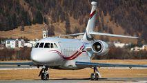 VQ-BIJ - Private Dassault Falcon 2000LX aircraft