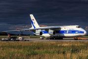 RA-82078 - Volga Dnepr Airlines Antonov An-124 aircraft
