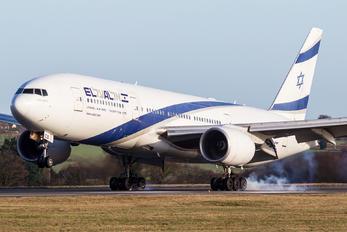 4X-ECB - El Al Israel Airlines Boeing 777-200ER
