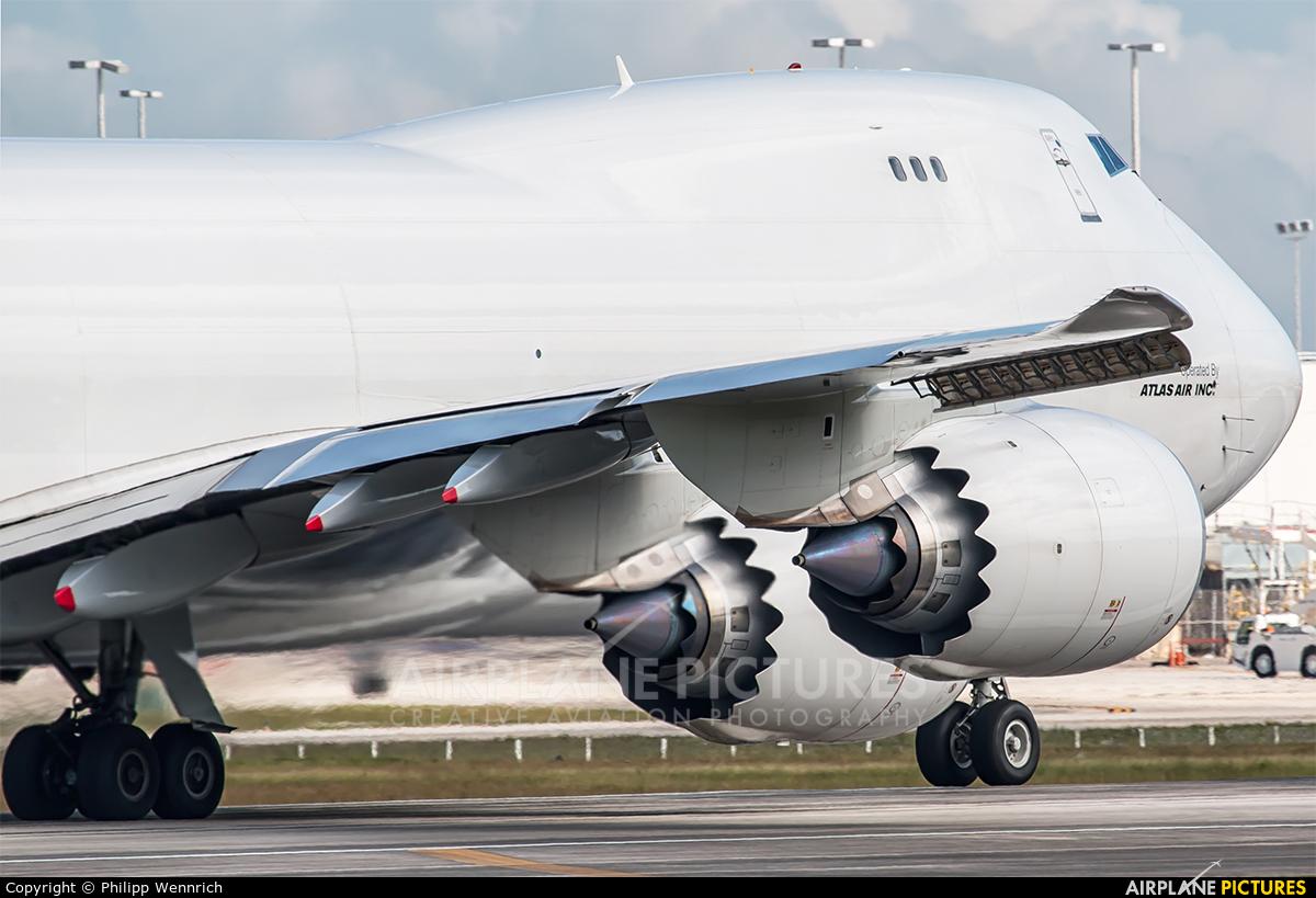 Atlas Air N859GT aircraft at Miami Intl