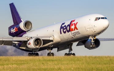 N618FE - FedEx Federal Express McDonnell Douglas MD-11F