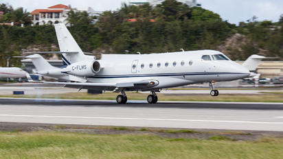 C-FLMS - Private Gulfstream Aerospace G200