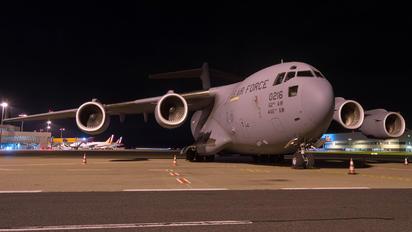 10-0216 - USA - Air Force Boeing C-17A Globemaster III
