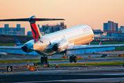 N912DE - Delta Air Lines McDonnell Douglas MD-88 aircraft