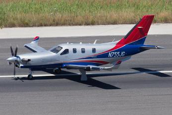 N755JG -  Socata TBM 700
