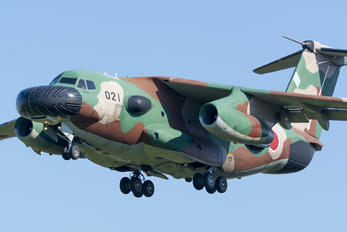78-1021 - Japan - Air Self Defence Force Kawasaki EC-1
