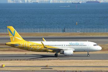 JA07VA - Vanilla Air Airbus A320