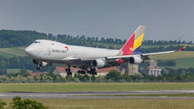 HL7419 - Asiana Cargo Boeing 747-400F, ERF aircraft