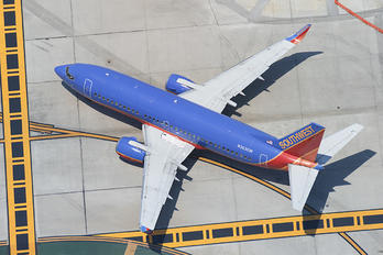 N363SW - Southwest Airlines Boeing 737-300