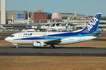 JA359K - ANA Wings Boeing 737-500