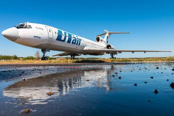 RA-85018 - UTair Tupolev Tu-154M