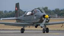 HB-RCL - P3 Flyers Ticino Pilatus P-3 aircraft