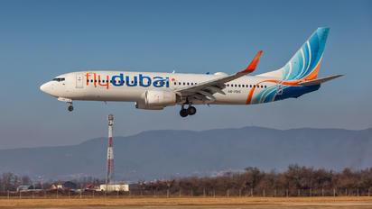 A6-FDS - flyDubai Boeing 737-800