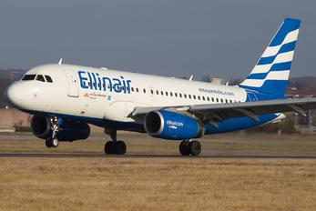 SX-EMM - Ellinair Airbus A319