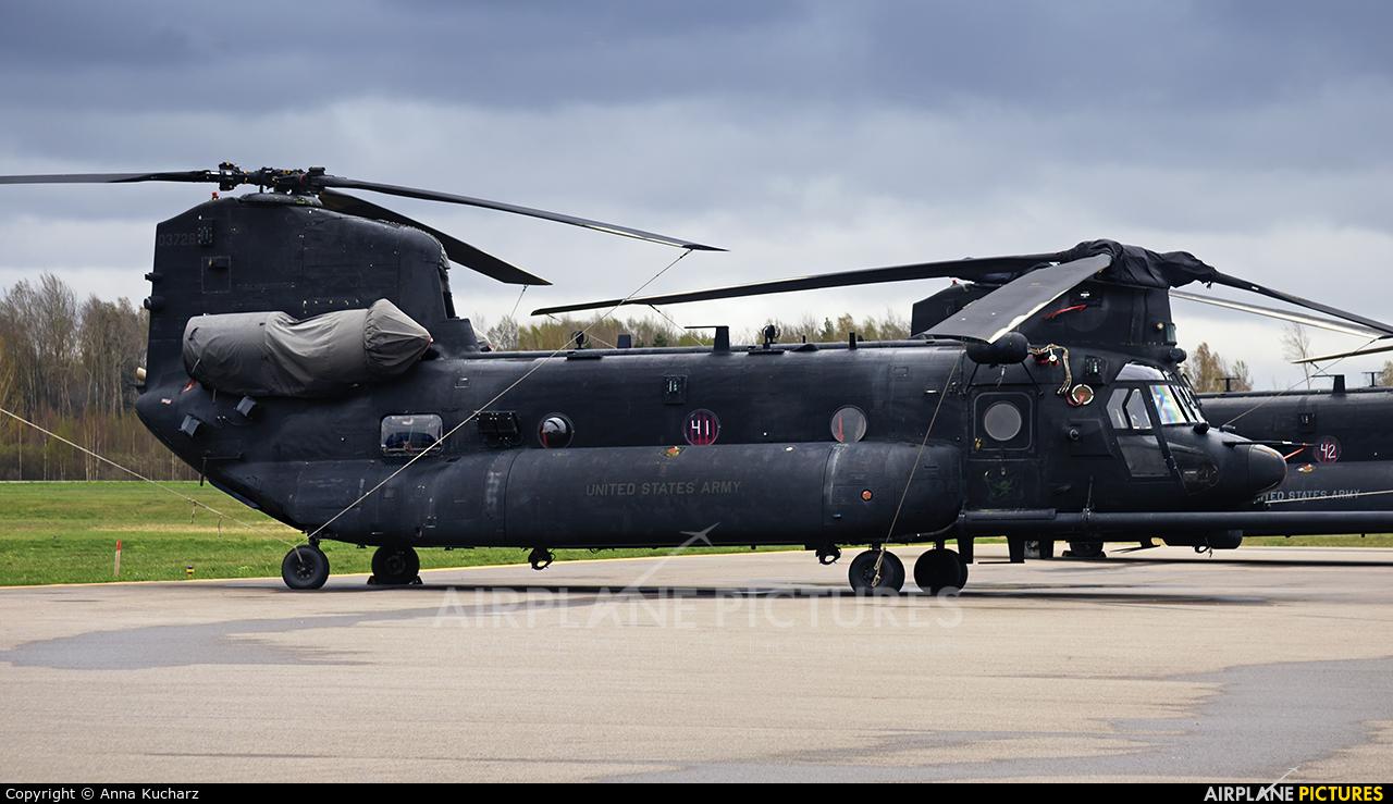 USA - Air Force 03-03728 aircraft at Kaunas Intl