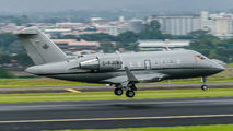 C-FJCB - Private Bombardier BD-100 Challenger 300 series aircraft