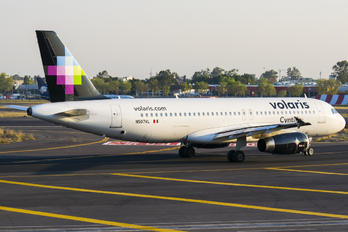 N507VL - Volaris Airbus A320