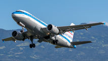 N744P - American Airlines Airbus A319 aircraft