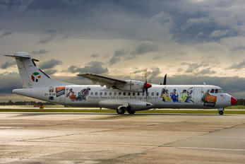 OY-RUR - Danish Air Transport ATR 72 (all models)