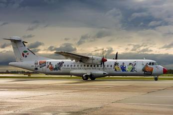 OY-RUR - Danish Air Transport ATR 72 (all models)