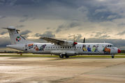 OY-RUR - Danish Air Transport ATR 72 (all models) aircraft