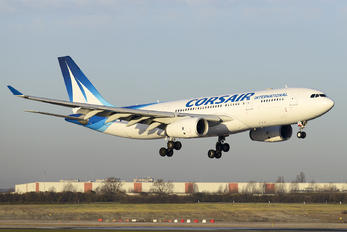 F-HCAT - Corsair / Corsair Intl Airbus A330-200
