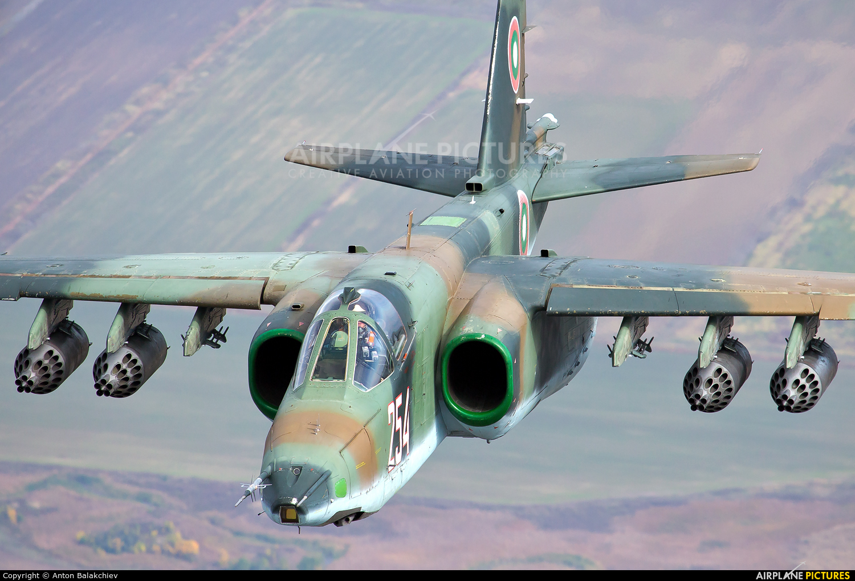 Bulgaria - Air Force 254 aircraft at In Flight - Bulgaria