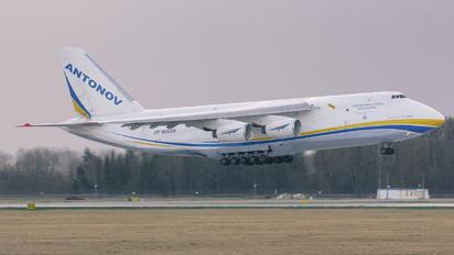 UR-82008 - Antonov Airlines /  Design Bureau Antonov An-124