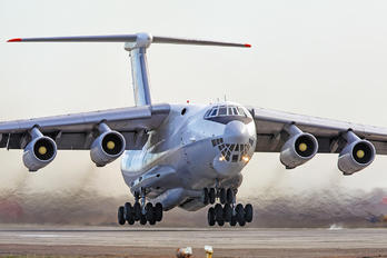 82 BLUE - Russia - Air Force Ilyushin Il-78