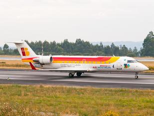 EC-IVH - Air Nostrum - Iberia Regional Canadair CL-600 CRJ-200