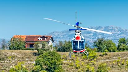 603 - Croatia - Air Force Bell 206B Jetranger III