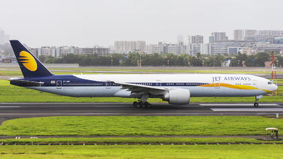 VT-JEM - Jet Airways Boeing 777-300ER