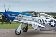 F-AZXS - Private North American P-51D Mustang aircraft