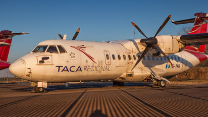 TG-TRB - TACA Regional ATR 42 (all models)