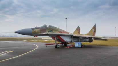 5113 - Slovakia -  Air Force Mikoyan-Gurevich MiG-29