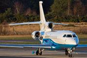 OO-GPP - Abelag Aviation Dassault Falcon 7X aircraft