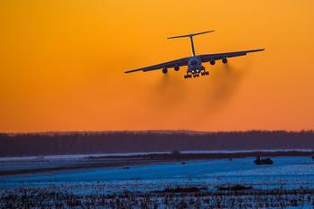 RA-78782 - Russia - Air Force Ilyushin Il-78