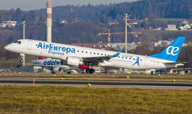 EC-KRJ - Air Europa Express Embraer ERJ-195 (190-200)