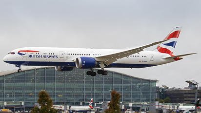 G-ZBKK - British Airways Boeing 787-9 Dreamliner