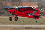 ZK-EUP - Private Zlin Aviation Shock Cub aircraft
