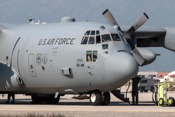 89-1055 - USA - Air Force Lockheed C-130H Hercules