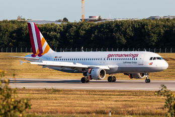 D-AIQF - Germanwings Airbus A320